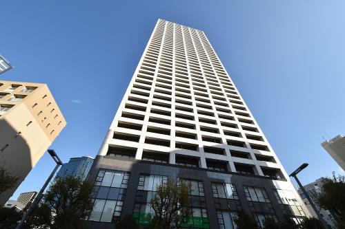 Exterior of コンシェリア西新宿タワーズウエスト