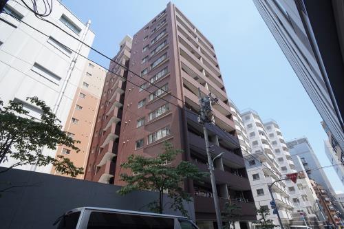 Exterior of Credidence Nihonbashi-hamacho