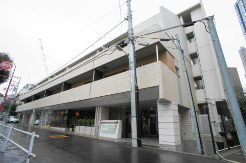 Exterior of Platinum Court Hiroo