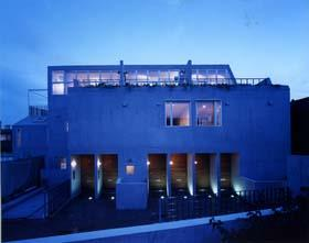 Exterior of Hiroo  House