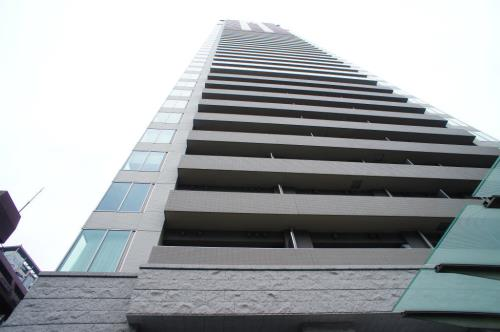 Exterior of Akasaka Tower Residence Top of the Hill