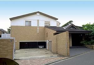 Exterior of Flat Takanawa