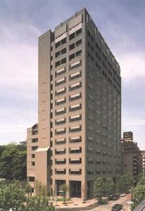 Exterior of Atago Toyo building.