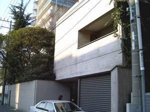 Exterior of 西五反田デュプレックスハウス