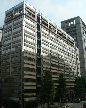 Exterior of SVAX TTビル