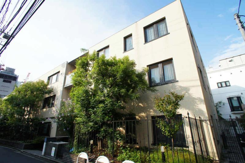Minami-aoyama Rise House