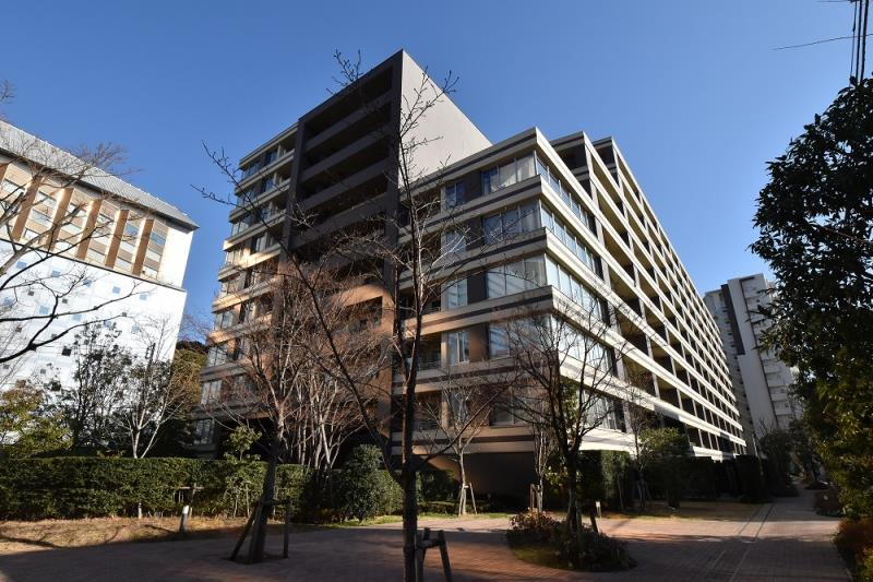 Parkhomes Meguro The Residence