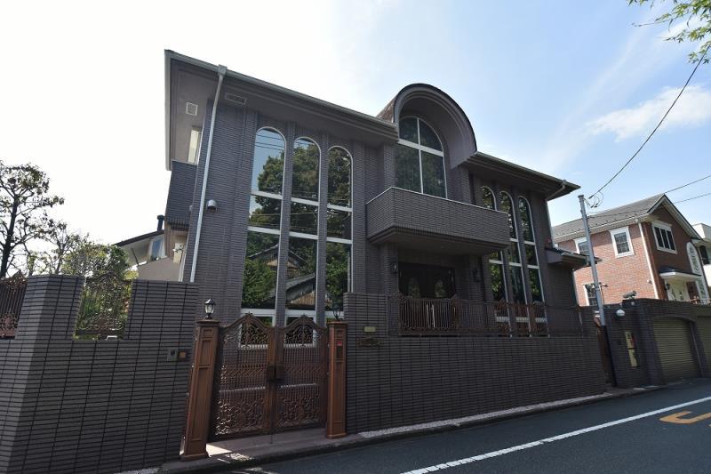 上野毛3丁目戸建