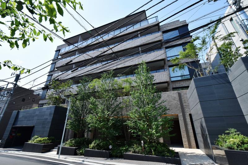 The Parkhouse Nishiazabu-kasumicho