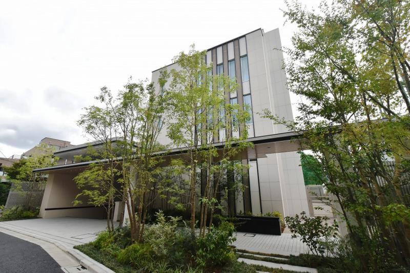 Park Court Motoazabu Hill Terrace