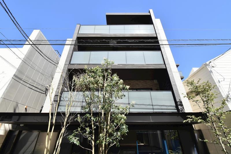 Open Residencia Omotesando Jingumae The House