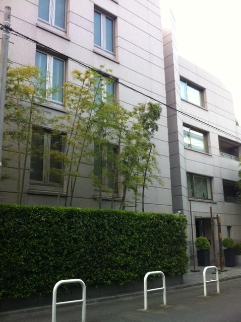 The Park Mansion Shirokane