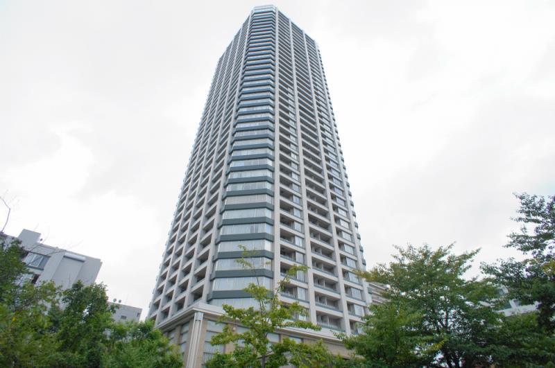 Shirokane Tower
