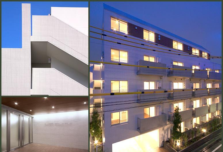 Apartments Komazawadaigaku