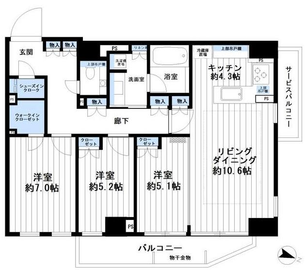 Unit Details Of Grand Maison Omotesando 4f Plaza Homes