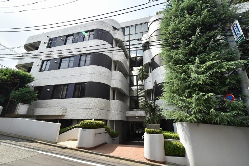 Exterior of Pastel City Higashiyama 3F