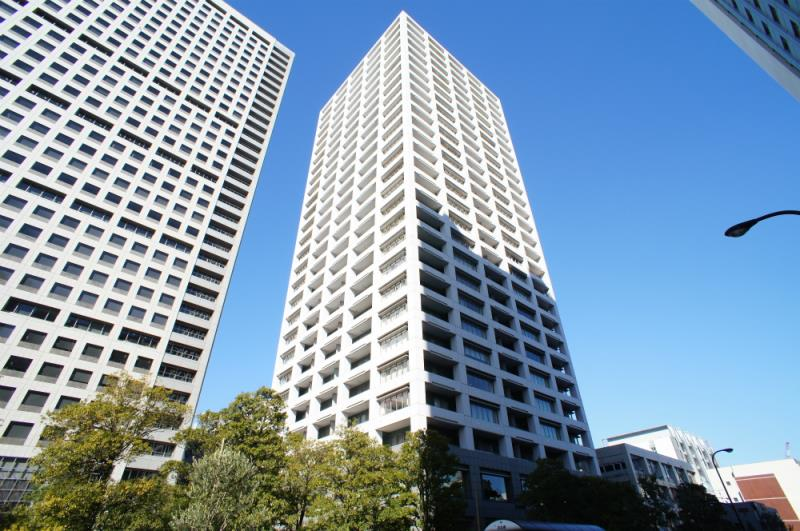 Exterior of Grand Park Heights 3F