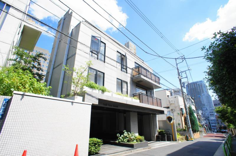Exterior of Pacific House Azabudai 1F
