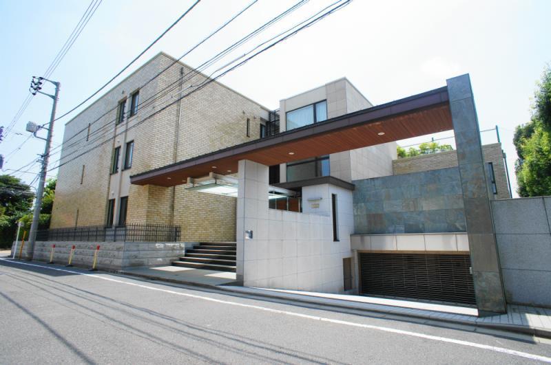 松濤ヒルトップハウス 3F の外観写真
