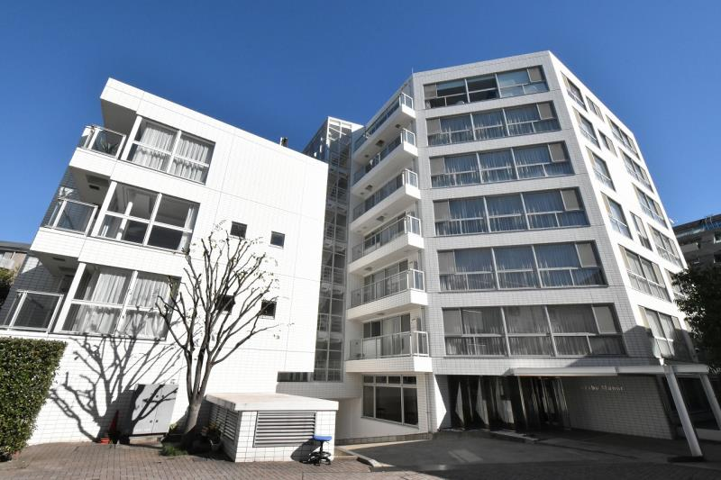 Exterior of Azabu Manor West-3F