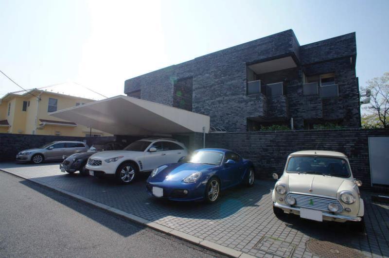 渋谷伊達町ハウス 2F の外観写真