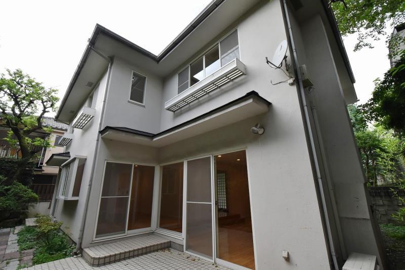 桜ヶ丘レントハウス の外観写真