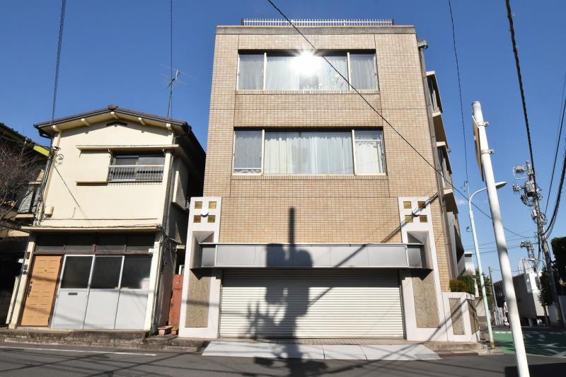 Exterior of Minami Azabu Flats 2F