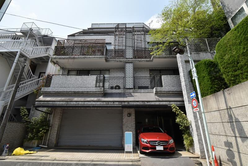 Exterior of Azabu Hillside Terrace 2F