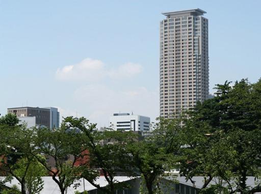 パークアクシス青山一丁目タワー 44F の外観写真