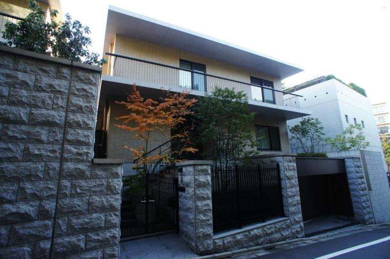 Exterior of Duo House