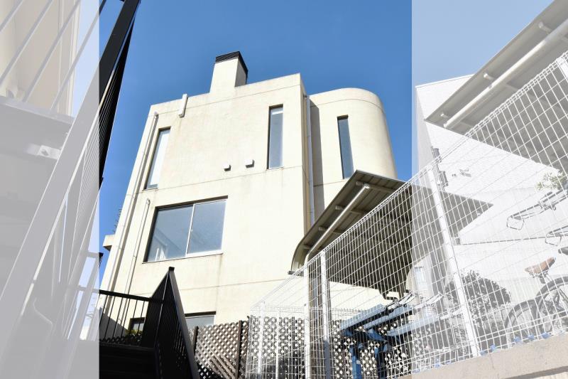 Exterior of Minamiaoyama House A