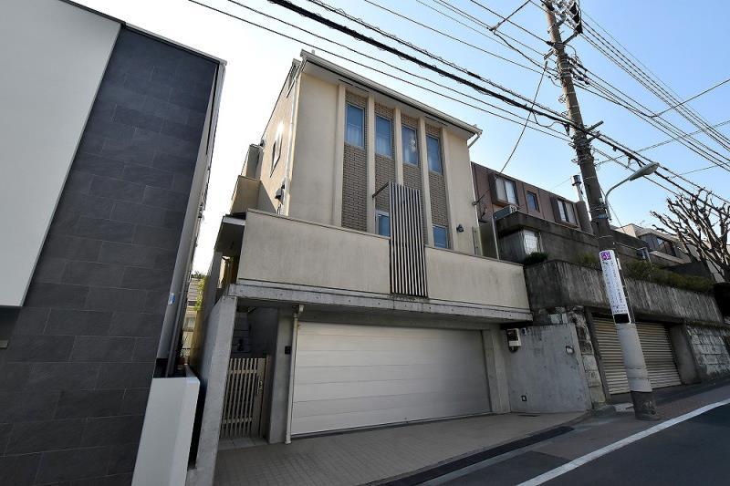 池田山デザイナーズハウス の外観写真