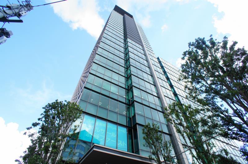 ラ・トゥール渋谷 18F の外観写真