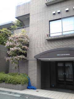 タウンハウス広尾 2F の外観写真