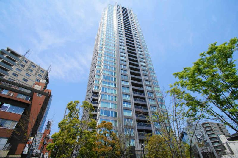 Exterior of THE ROPPONGI TOKYO CLUB RESIDENCE 39F