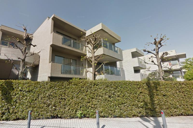 Exterior of Yamate Homes 1F