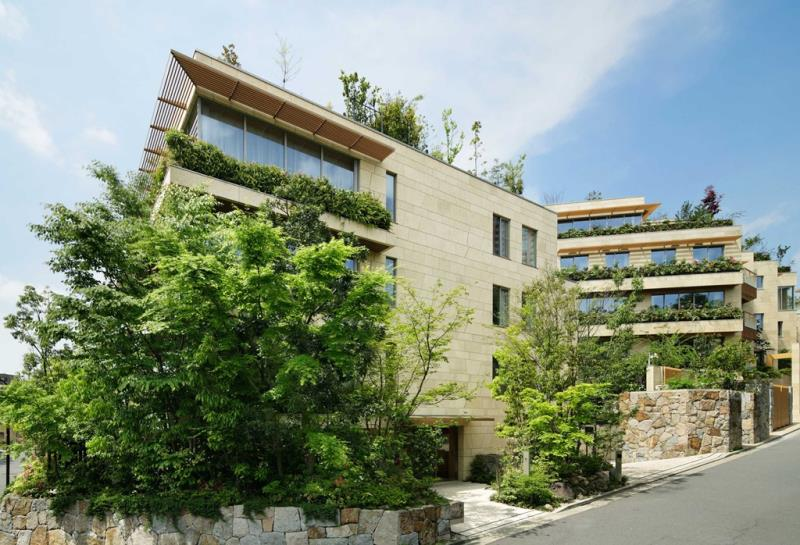 Exterior of Azabu Gardens West-1F