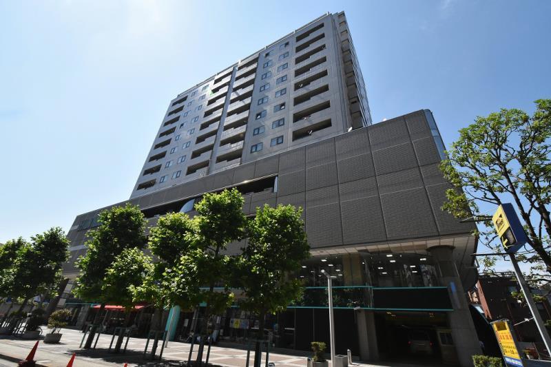 レイトンハウス横浜 8F の外観写真