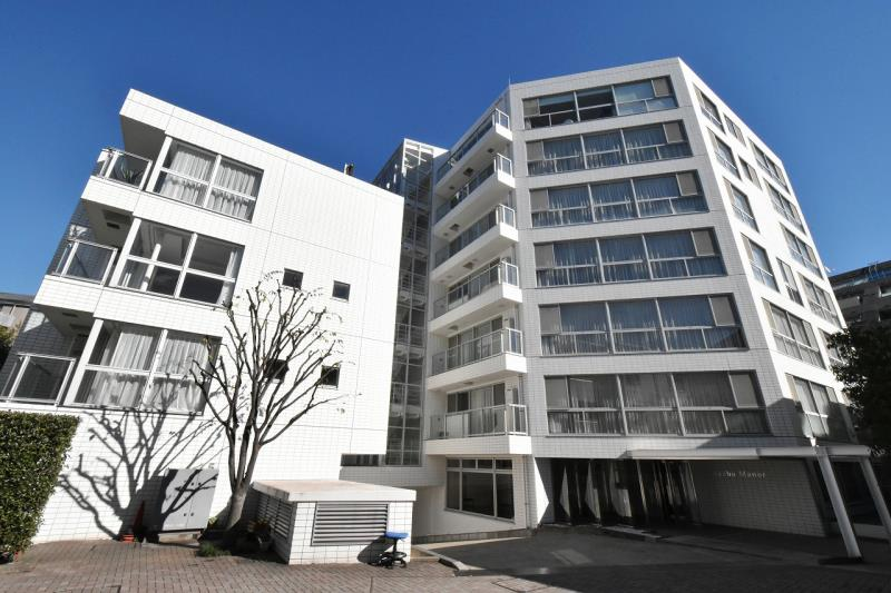 Exterior of Azabu Manor East-1F