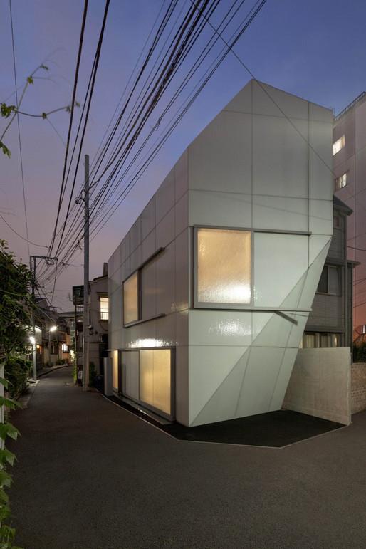 A House 西麻布 の外観写真
