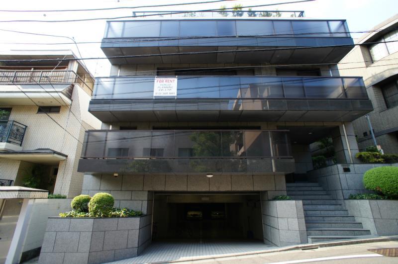 Mマンション 1F の外観写真