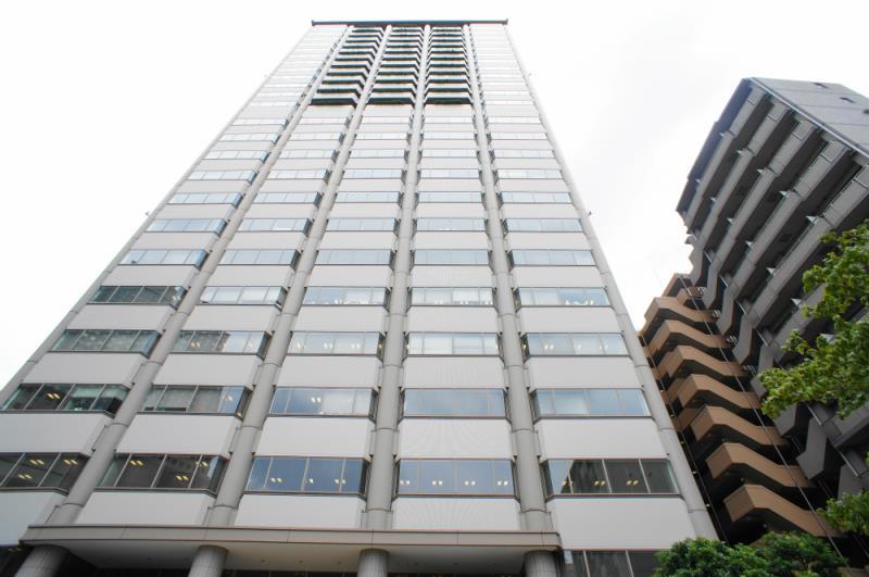 Exterior of Akasaka Tameike Tower Residence 25F