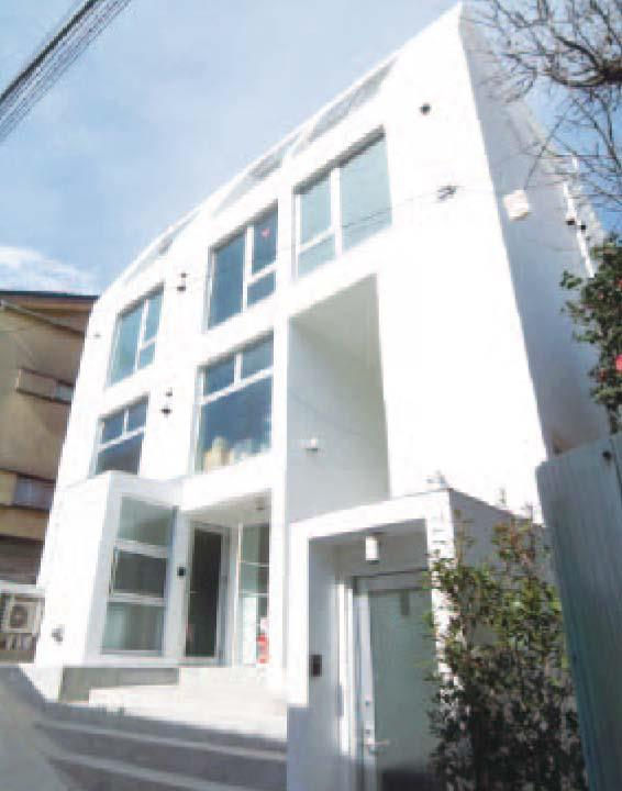Exterior of New Maisonette Shirokanedai 1F