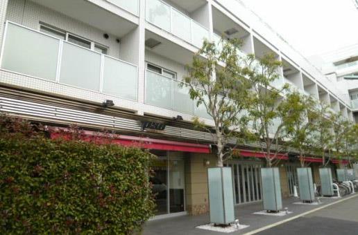Exterior of Roppongi Duplex M's 6F
