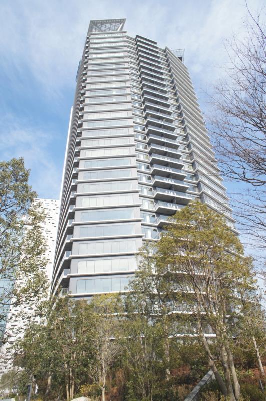 コンフォリア新宿イーストサイドタワー タワー-4F の外観写真