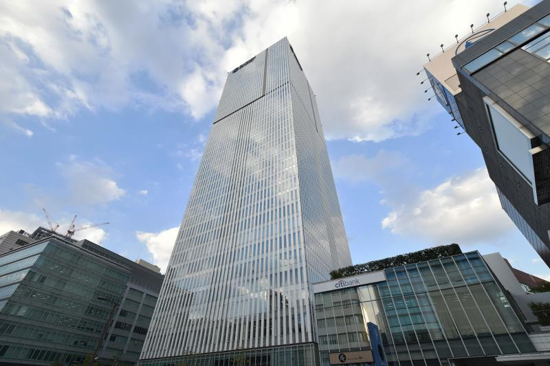 Exterior of The Prudential Tower Residence 35F