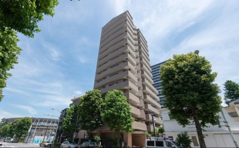 Exterior of Shuwa Aoyama Jingumae Residence