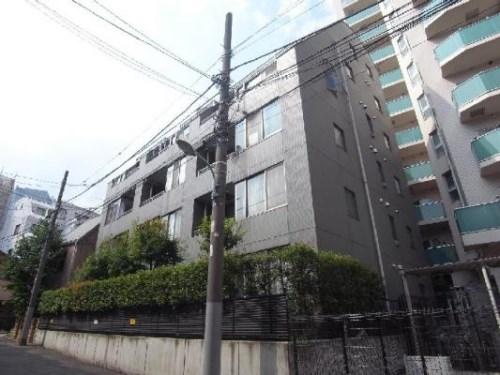 Exterior of Sofia Higashi Roppongi