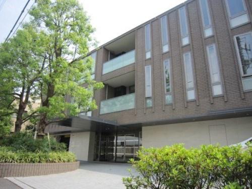 Exterior of Grand Blue Takanawa Adonis