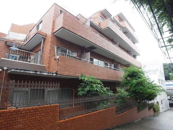 Exterior of ライオンズマンション広尾第2